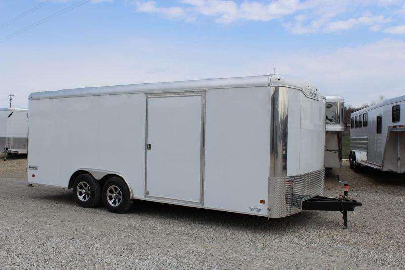 2019 Haulmark TST85X20WT3 CAR TRAILER in Ashburn, VA