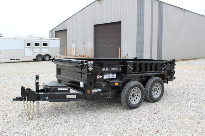 2018 Iron Bull DTB6010032 Dump Trailer in Ashburn, VA
