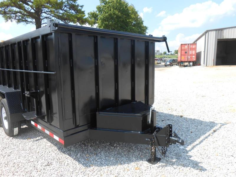 2013 Other Mouser 7x14 Dump Trailer