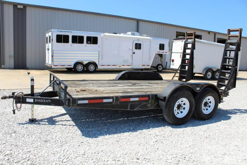 2005 Other 83x14' Equipment Trailer in Ashburn, VA