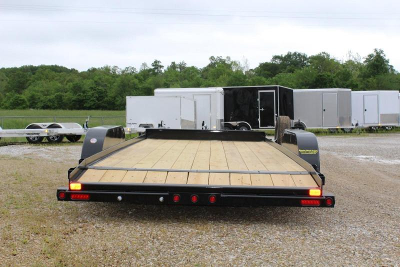 2020 Big Tex Trailers 70CH-18BKDT Car / Racing Trailer
