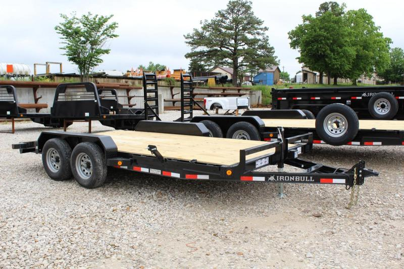 2018 Norstar ETB8316052 Equipment Trailer in Rector, AR
