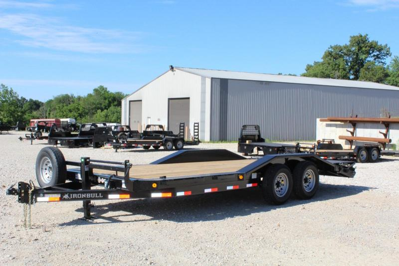 2018 Norstar ETB0220072 Equipment Trailer in Rector, AR