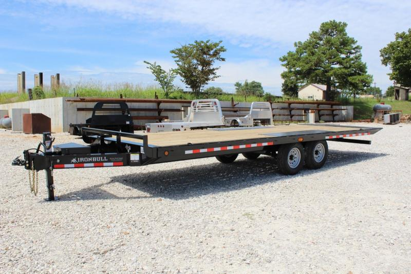 2019 Norstar TDP 102X24 Equipment Trailer