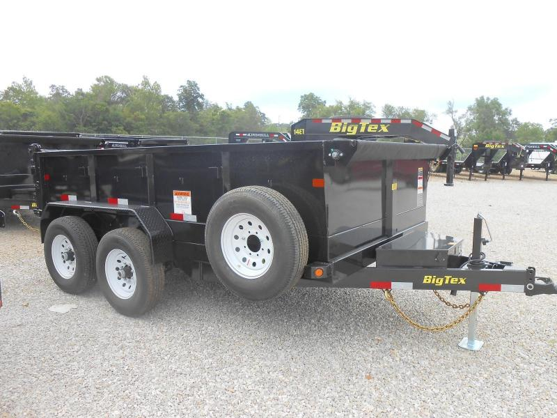 2018 Big Tex Trailers 14LX-12BK7SIRPD Dump Trailer