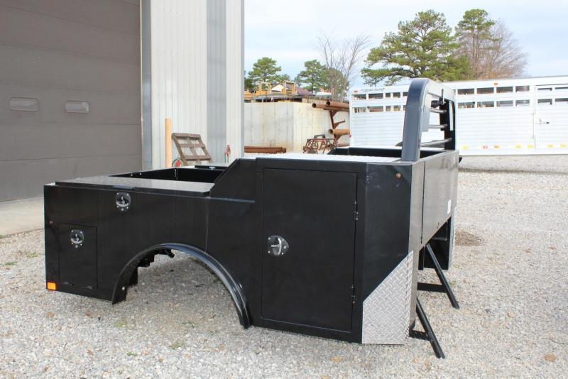 2017 Norstar SD086905602 Truck Bed