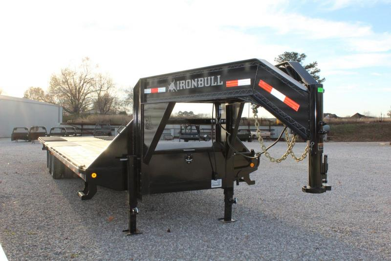 2019 Norstar FHG Hydraulic Dove Flatbed Trailer