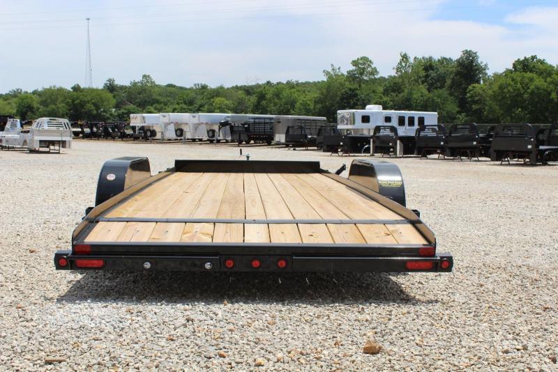 2020 Big Tex Trailers 70CH-20BKDT Car / Racing Trailer