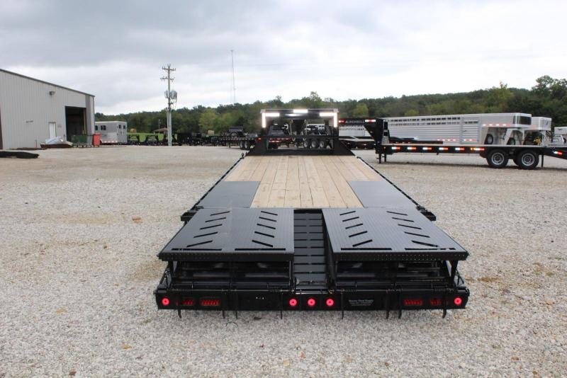 2018 Norstar FDG Flatbed Trailer