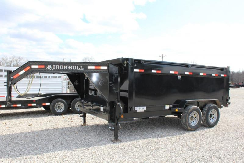 "2018 Norstar DTG 83"" x 14'  Dump Trailer in Ashburn, VA"