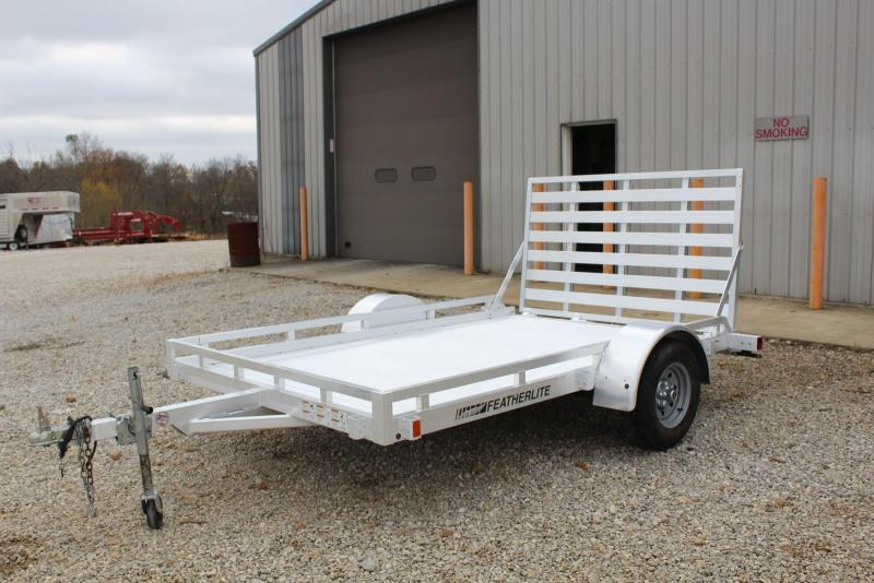 2013 Featherlite 1693-0010 Utility Trailer