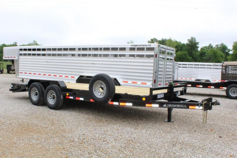 2018 Norstar ETB8320072 Equipment Trailer in Rector, AR