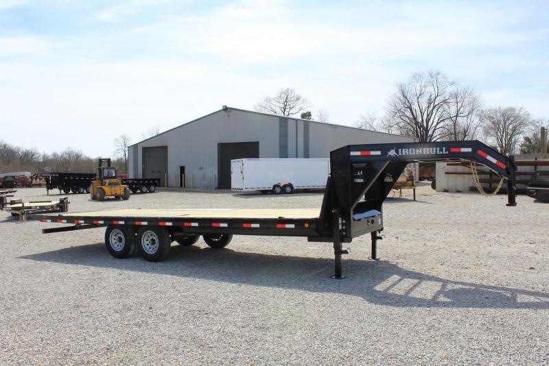 2019 Norstar TDG 102 x 24 Tilt Equipment Trailer