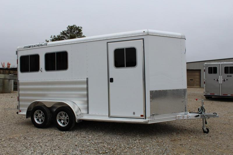 2018 Featherlite 9409 2 Horse Trailer