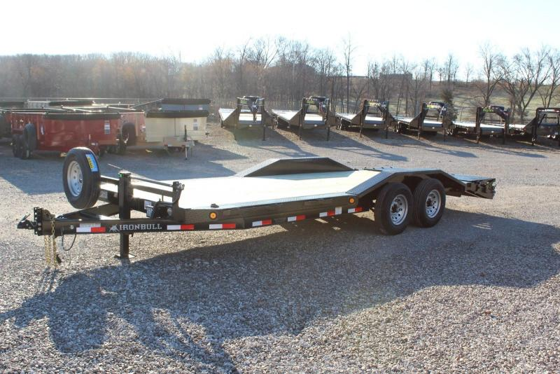 2019 Norstar ETB0222072 Equipment Trailer in Rector, AR