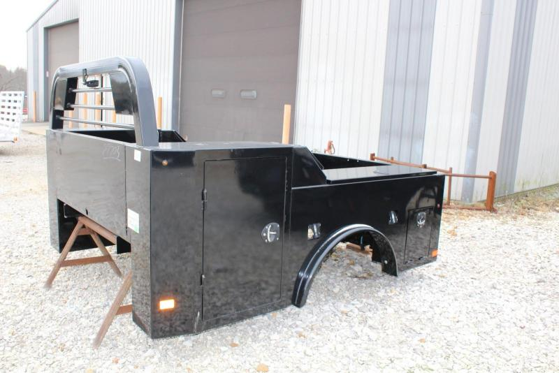 2019 Norstar SD Bed Truck Bed