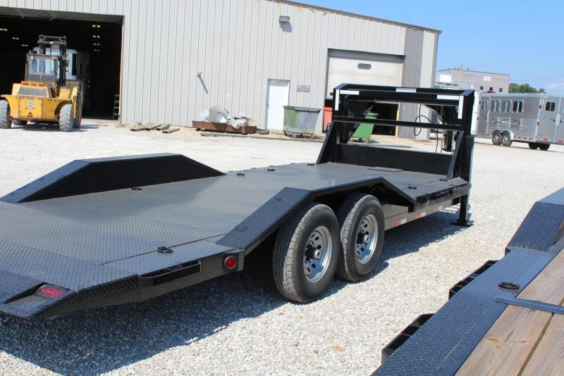 2018 Norstar TLG Equipment Trailer