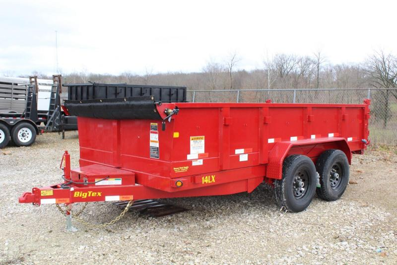 2019 Big Tex Trailers 14LX-14 Dump Trailer in Ashburn, VA