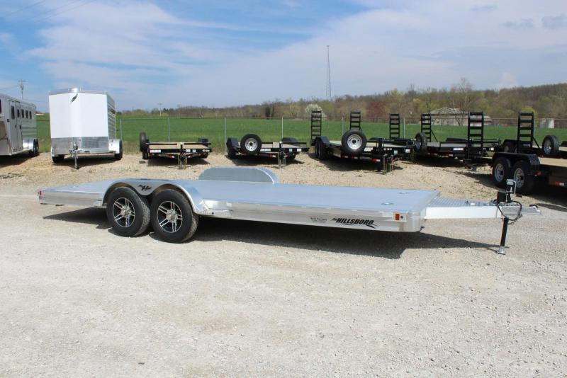 2020 Hillsboro Industries CH20HD Car / Racing Trailer in Ashburn, VA