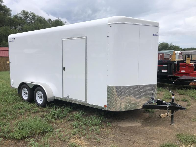 2020 Sharp Sharp 7x16 Enclosed Cargo Trailer