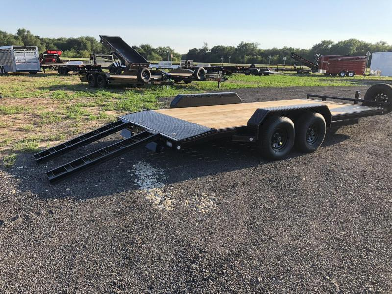 "2019 MAXXD 18'X83"" 5"" Channel Carhauler Car / Racing Trailer"