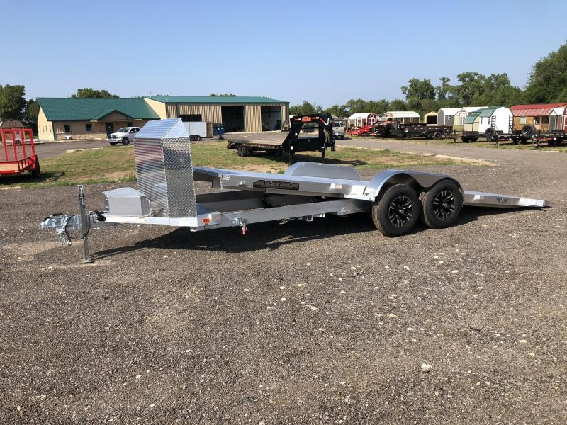 2020 Aluma 8220 Anniversary Tilt Car / Racing Trailer
