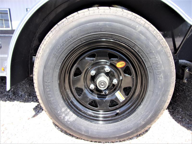"2019 Lamar Trailers 83"" X 18' Classic Car Hauler 7K"