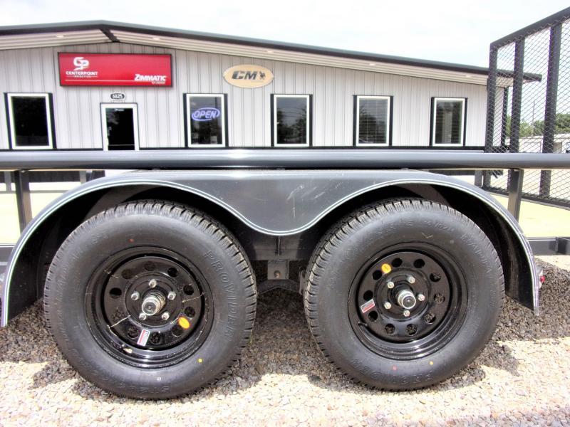 2020 Lamar Tandem Axle Utility Trailer 83 X 16 GVWR 7K