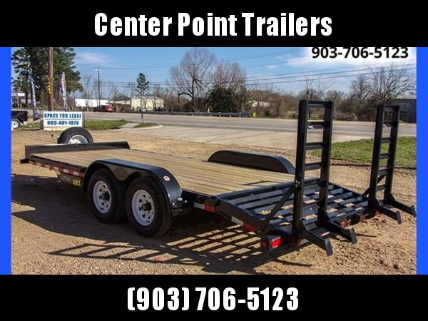 "2018 Big Tex Trailers 83"" X 18' Equipment Hauler GVWR 10K"