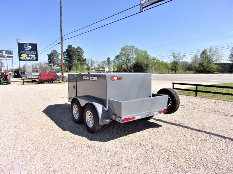 2019 Farm Boss FB590 Tank Trailer 590 Gal GVWR 7K