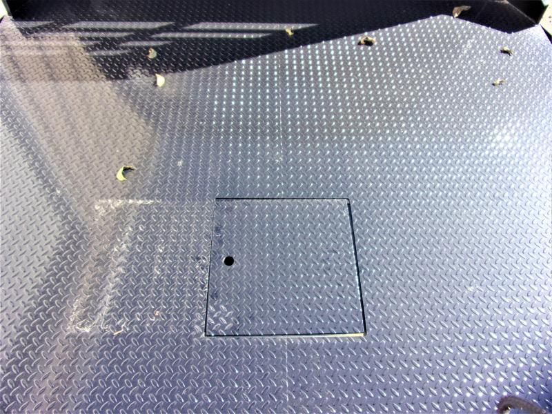 2018 CM RD Model Flat Deck Truck Bed With Install Kit