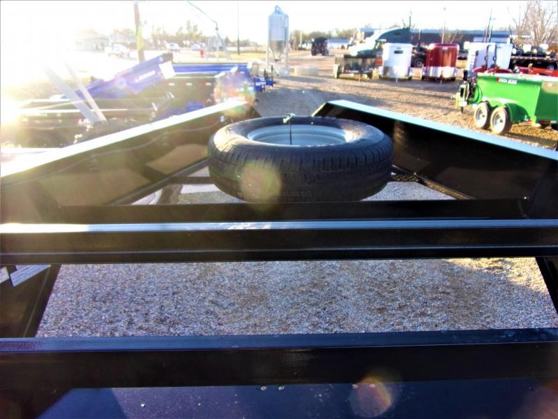 "2020 Lamar 102"" X 36' HD Gooseneck Lowboy / Car Hauler GVWR 14K"
