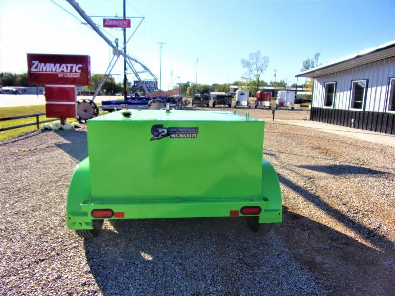 2019 Lamar Trailers 500 Gal 60'' X 8' Farm Boss Tank Trailer GVWR 7K