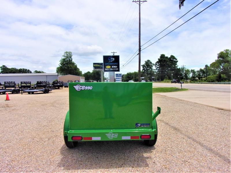 2019 Farm Boss FB990 Tank Trailer 990 Gal GVWR 14K
