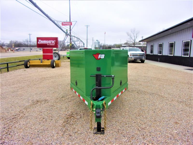 2019 Farm Boss 990 Gal Tank Trailer GVWR 14K