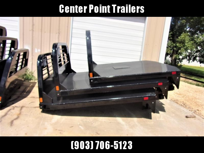2019 CM RD Model Flat Deck Truck Bed With Install Kit