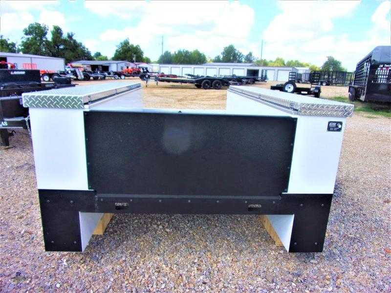 2018 CM SB Model Service Body Truck Bed With Install Kit