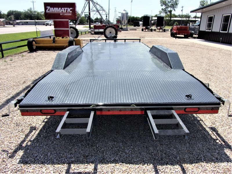 """2020 LAMAR 102"""" X 22' EQUIPMENT HAULER GVWR 14K"""