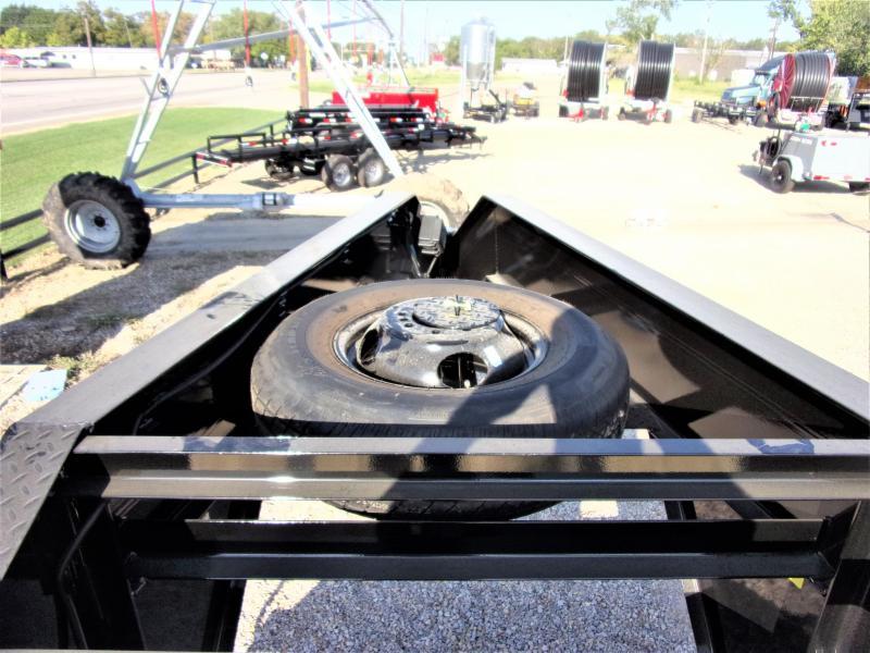 2020 Lamar 102 X 34 Gooseneck Low Pro XD Deck Over GVWR 24K