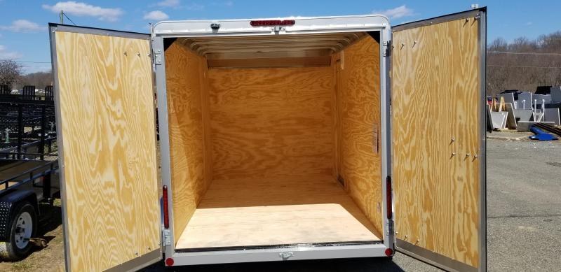7 x 12 Car-Mate Sportster Cargo 7k