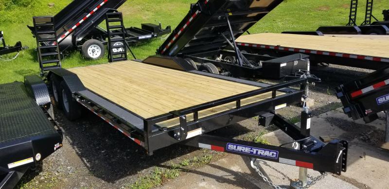 Sure-Trac 8.5 x 20 Drive Over Fender Equipment 14k
