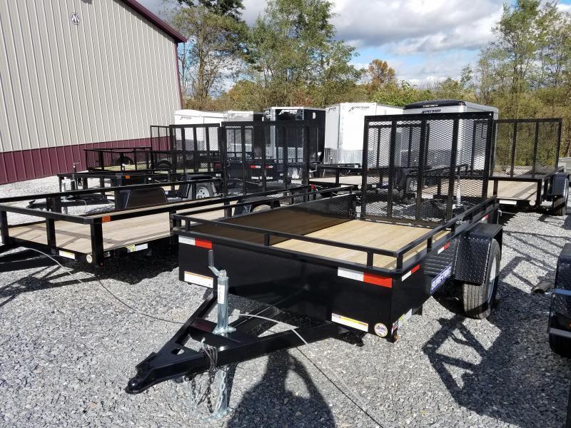 5 x 10 Sure-Trac Steel High Side 3k