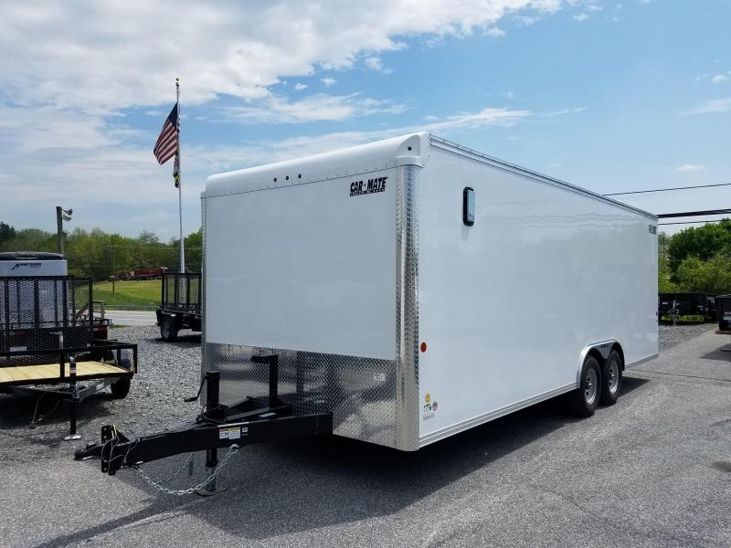 8.5 x 22 Car Mate Super Duty Landscape Cargo Trailer 10K in Ashburn, VA