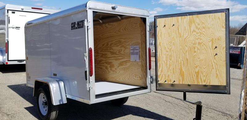 Car-Mate 4 x 8.5 Custom  Cargo  2k