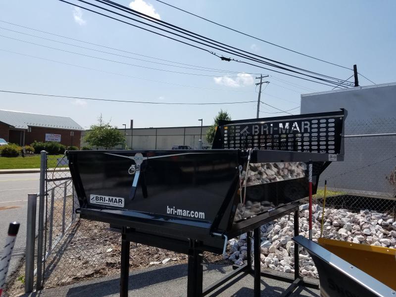 8' Bri-Mar Truck Bed Dump Insert 6k