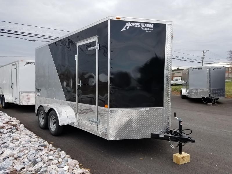 7 x 14 Homesteader Intrepid OHV V-Nose Cargo 7K in Ashburn, VA