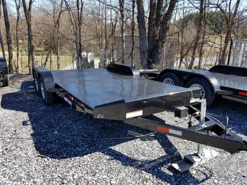7 x 18 Sure Trac 7k Full Deck Car Hauler in Ashburn, VA