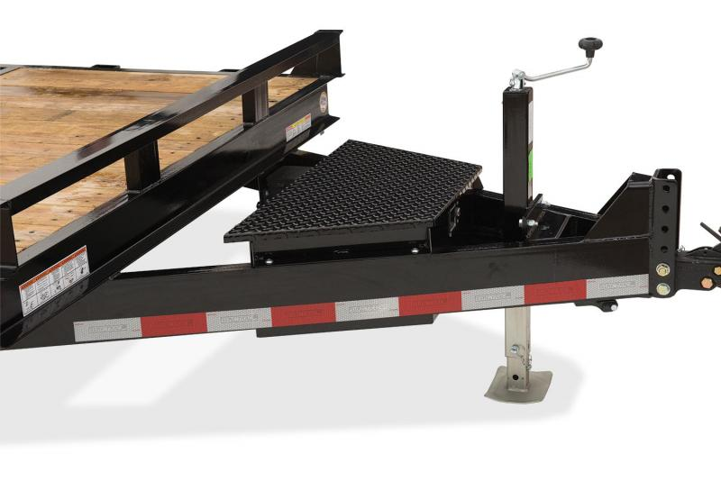 7 x 18 Sure-Trac Tilt Bed Equipment 10k
