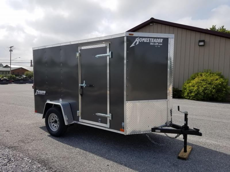 5 x 10 Homesteader Intrepid V-Nose Enclosed Cargo Trailer 3k in Ashburn, VA