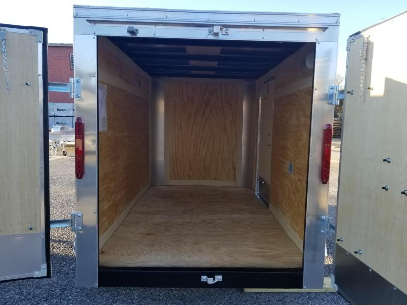 5 x 8 Homesteader Fury 3K Enclosed Cargo Trailer